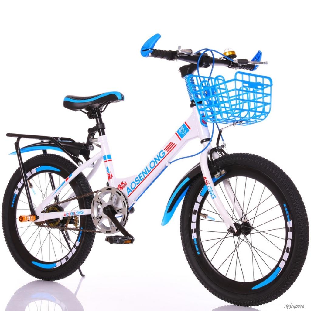 Xe đạp thể thao học sinh nam có đề
