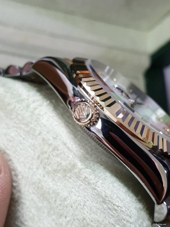 Chuyên Rolex bọc vàng 18k,độ máy chính hãng,kim cương - 21