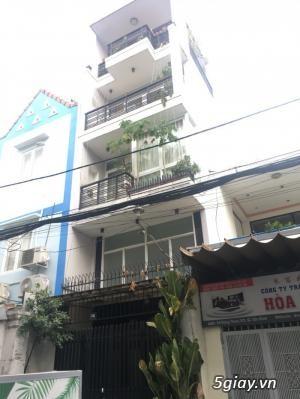 Ly dị chia tài sản, bán gấp nhà MT Tạ Quang Bữu, Q8. 1,6 tỷ