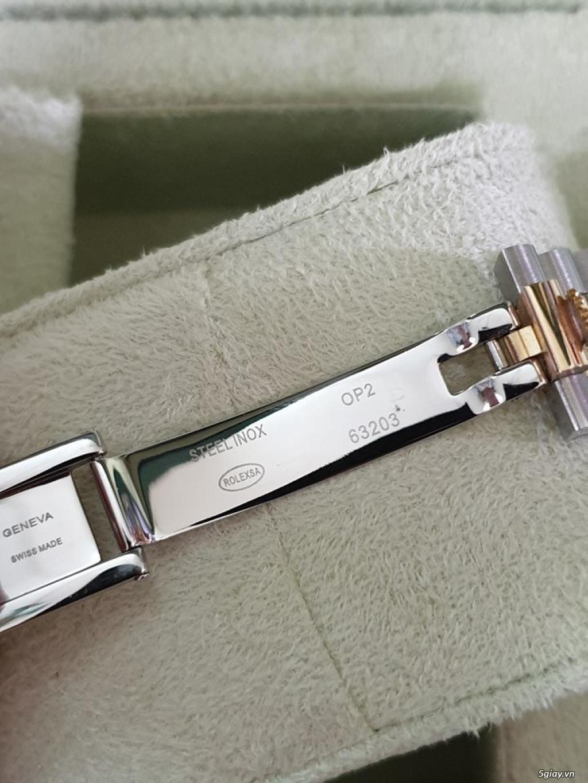 Chuyên Rolex bọc vàng 18k,độ máy chính hãng,kim cương - 16