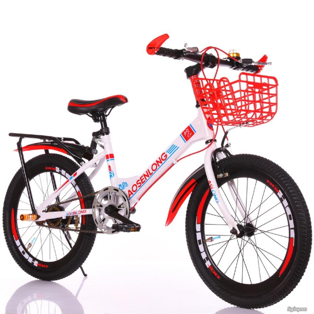 Xe đạp thể thao học sinh nam có đề - 2
