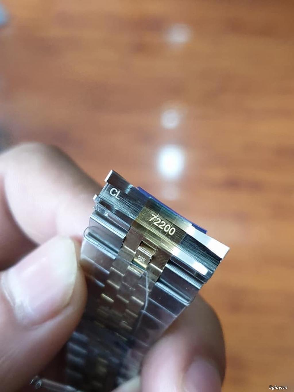 Chuyên Rolex bọc vàng 18k,độ máy chính hãng,kim cương - 10