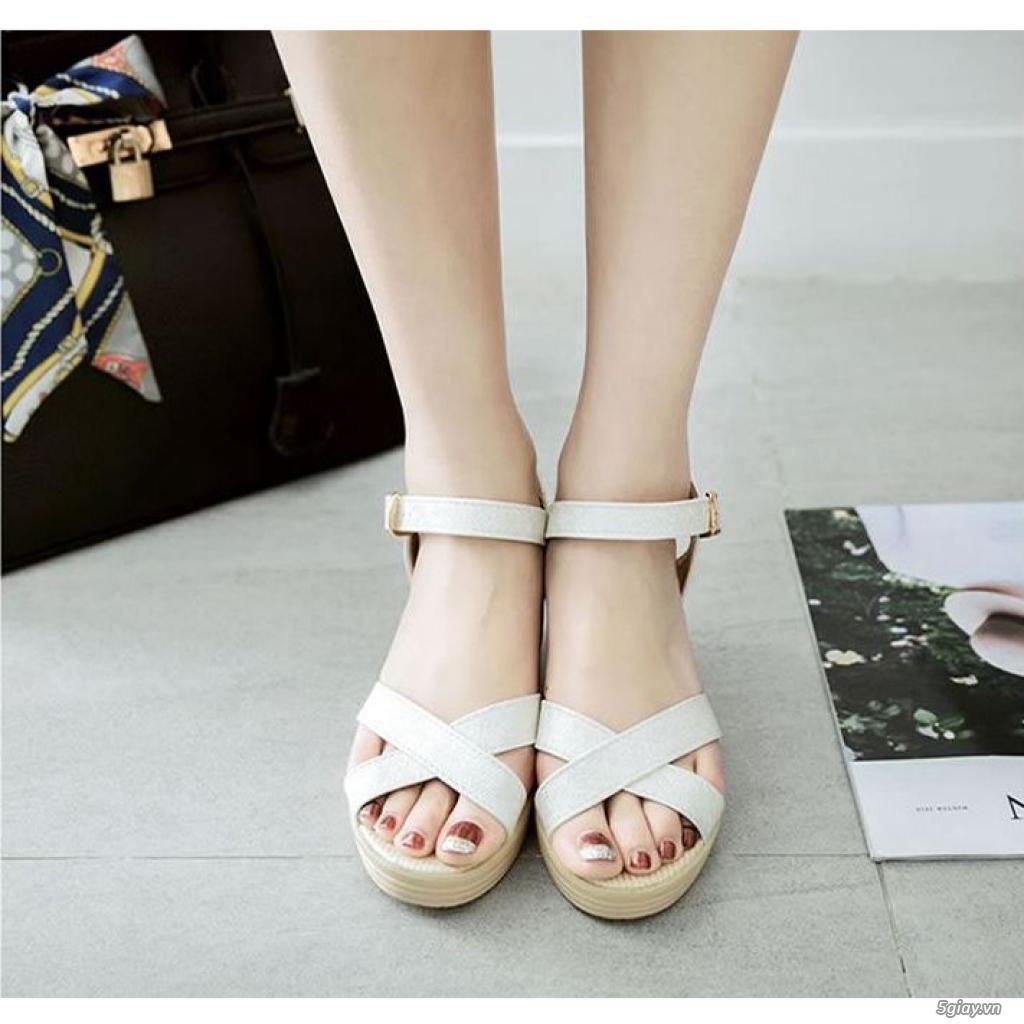 Giày sandal nữ big size 40 41 42 43 44 | Himistore.com - 15