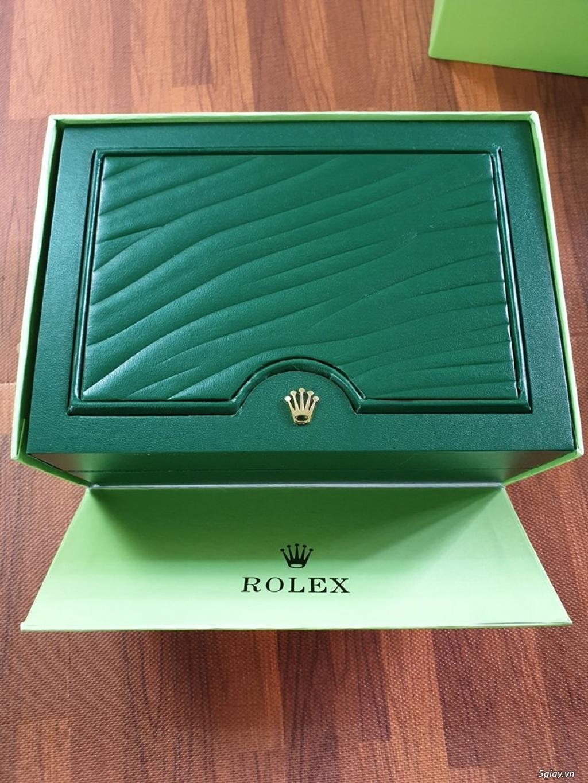 Chuyên Rolex bọc vàng 18k,độ máy chính hãng,kim cương - 23