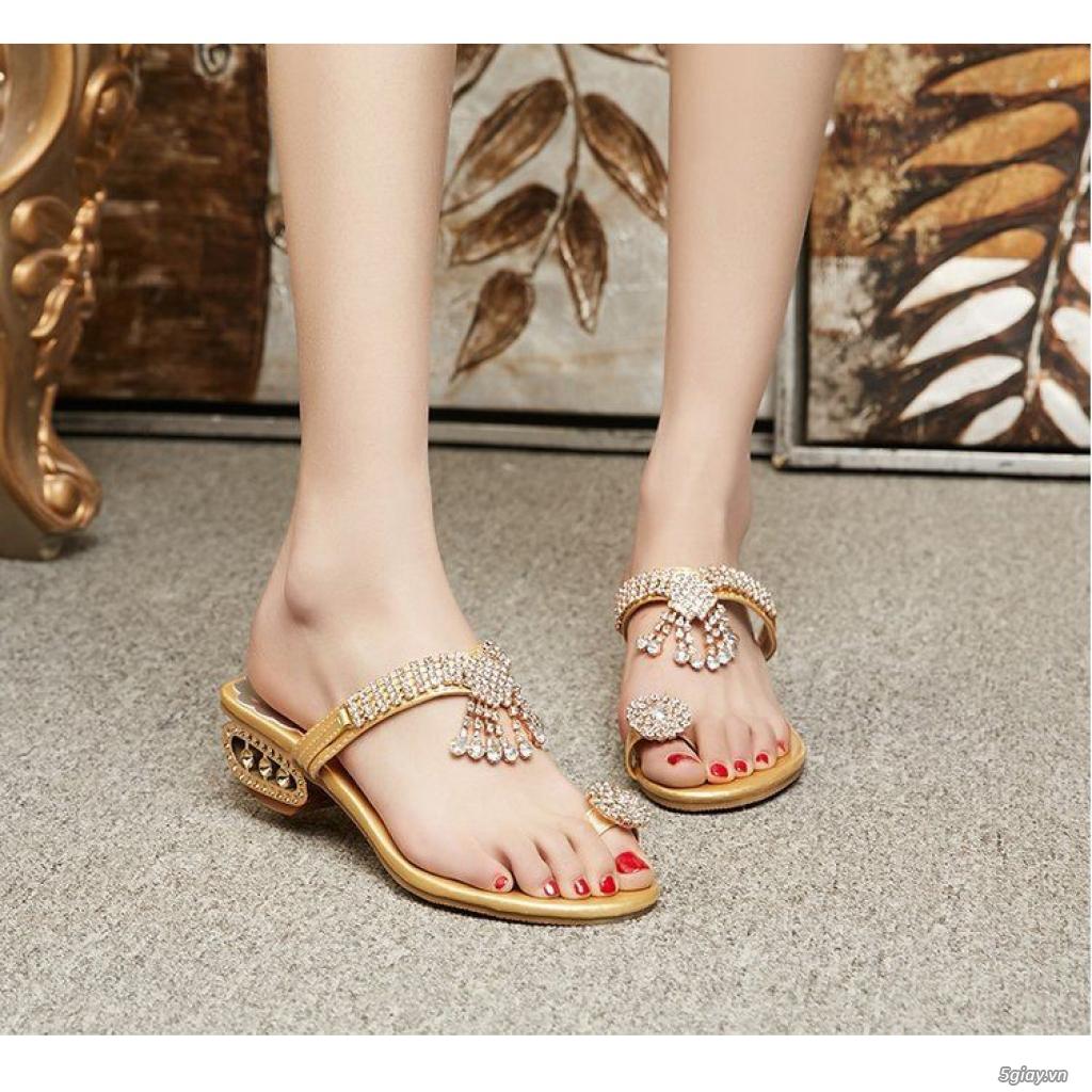 Giày sandal nữ big size 40 41 42 43 44 | Himistore.com - 4