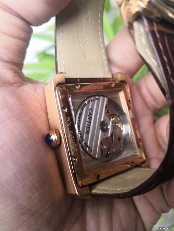 Chuyên đồng hồ Catier,Corum sang trọng Men & Lady model mới nhất 2019 - 36