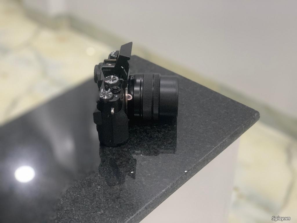 Cần bán máy ảnh Fujifilm X-T20 (24.3MP) + lens + thẻ nhớ - 1