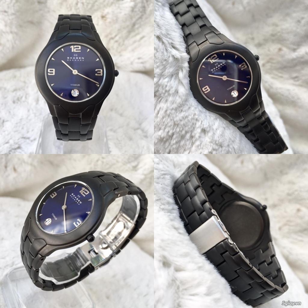 Kho đồng hồ xách tay chính hãng secondhand update liên tục - 4