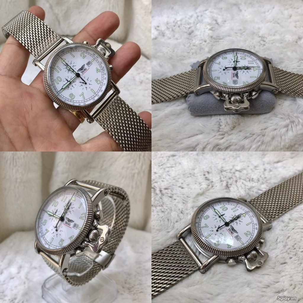 Kho đồng hồ xách tay chính hãng secondhand update liên tục - 5