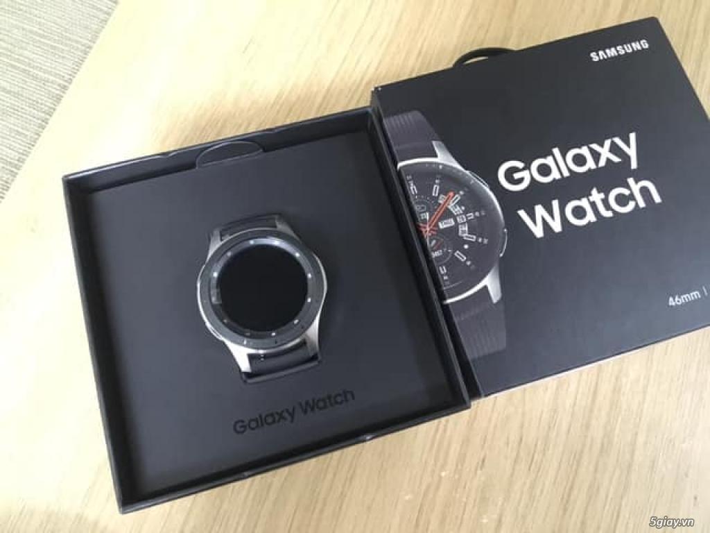 samsung galaxy watch 46mm hàng công ty ssvn, bảo hành chính hãng