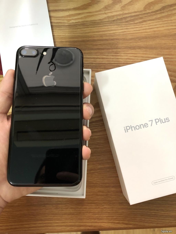 CẦN BÁN IP7 PLUS JetBlack Còn BH Apple 8 tháng - FULL BOX - NEW 99% - 3