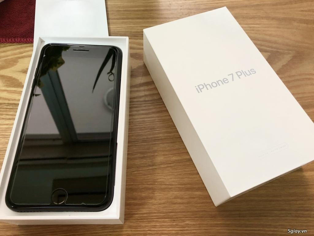 CẦN BÁN IP7 PLUS JetBlack Còn BH Apple 8 tháng - FULL BOX - NEW 99% - 4