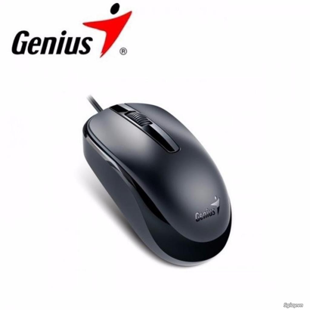 ComBo phím chuột Genius KB110 + Mouse NX110 - 1