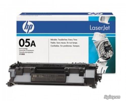 Hộp mực in Laser HP CE505A tương thích dòng máy in HP2035/2035N/2355D