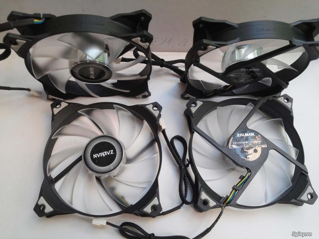 Hub Fan PWM, Backplate AMD 115x,775,1366clip 2011 gông, Ốc Đồ Mod Case - 5