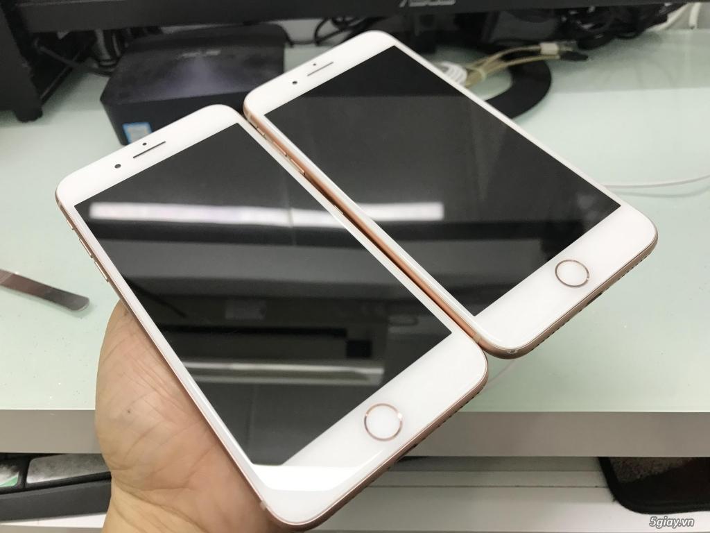 Vài cây iPhone 8 Plus 64 256GB Quốc Tế hàng LL zin 100% còn lengkeng - 1