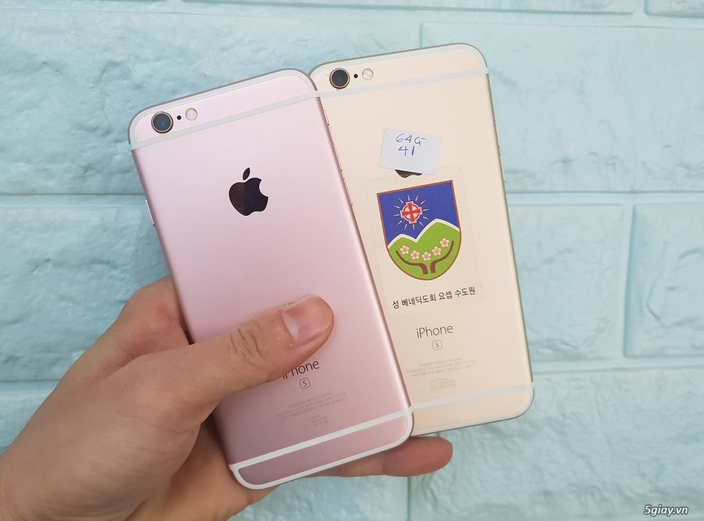 iPhone 6S/ 6S PLUS QUỐC TẾ like new NGUYÊN ZIN HÀN QUỐC - 2