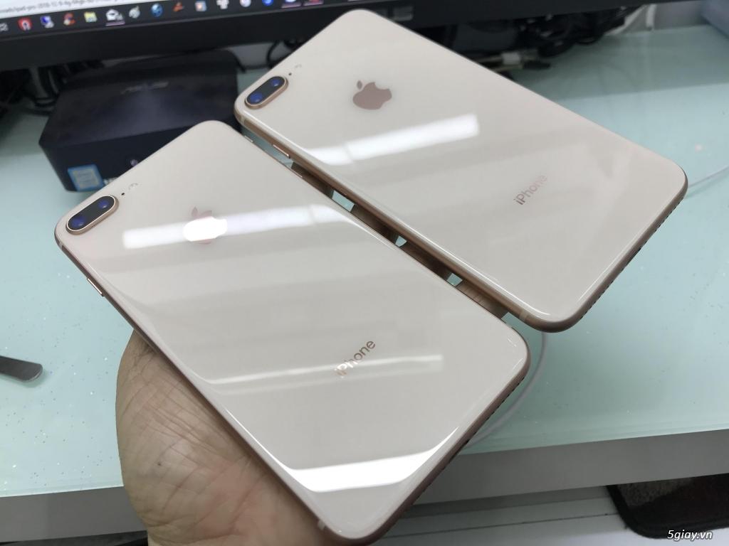 Vài cây iPhone 8 Plus 64 256GB Quốc Tế hàng LL zin 100% còn lengkeng