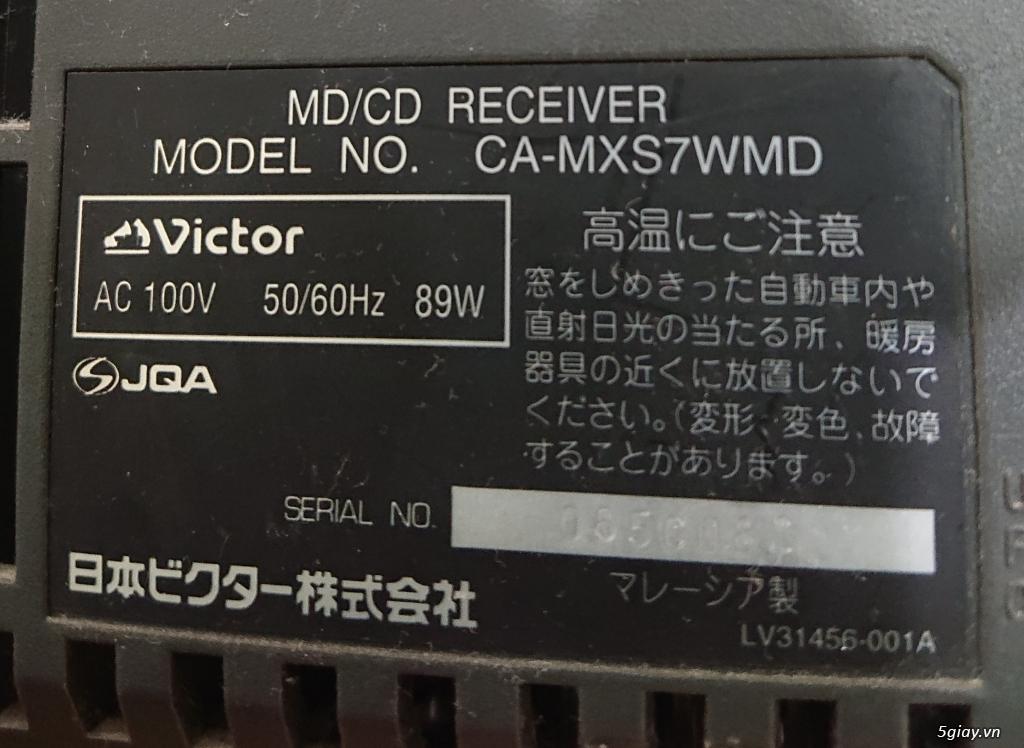 Dàn máy Victor ca-mxs7wmd 1.6tr