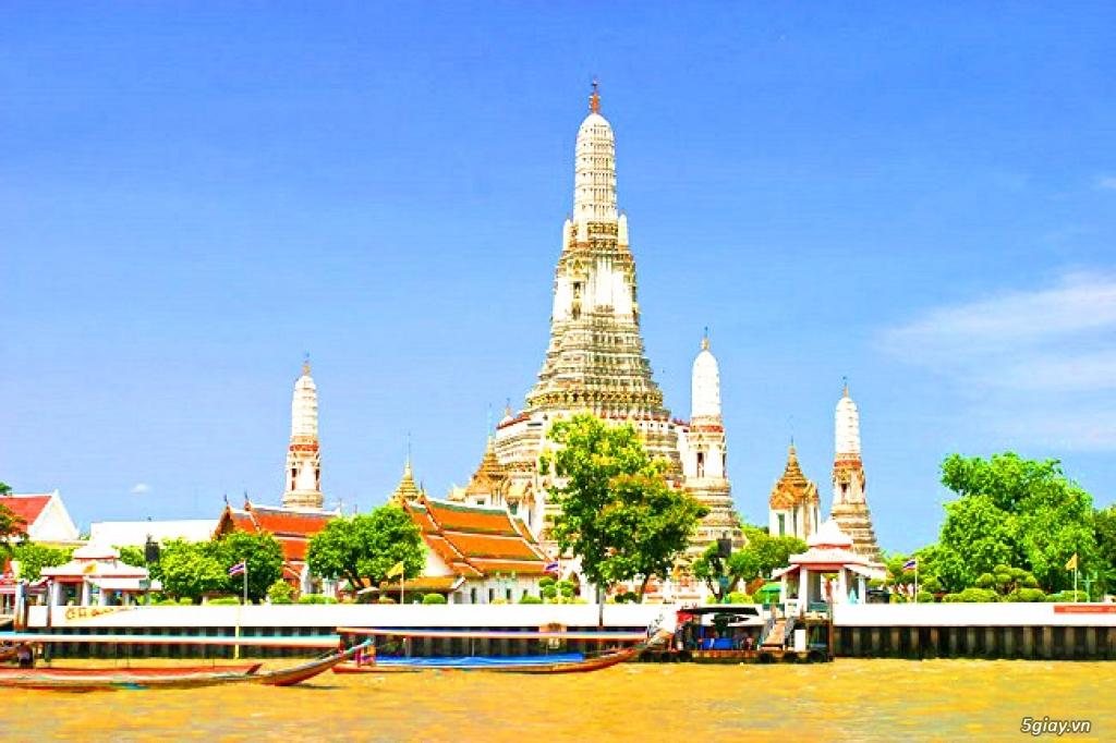 Tour du lịch Thái Lan 5 ngày 4 đêm - 1