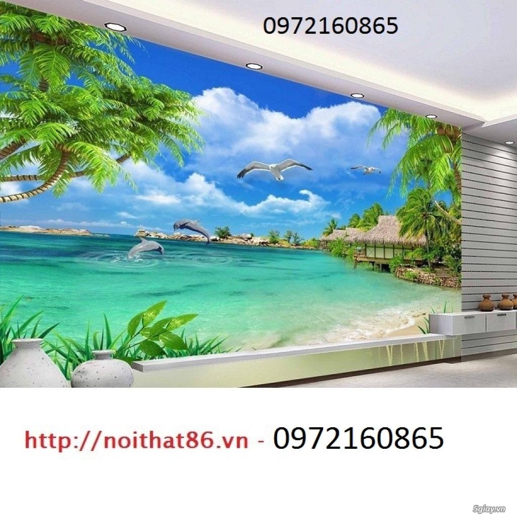 tranh 3d trang trí phòng khách - 2