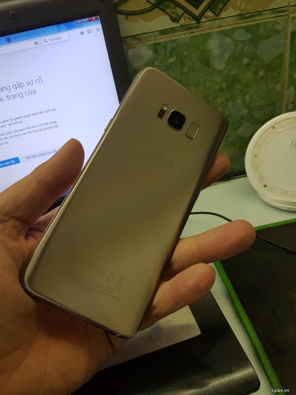 Cần ra đi em Samsung S8 plus bản VN 2 sim như mới.