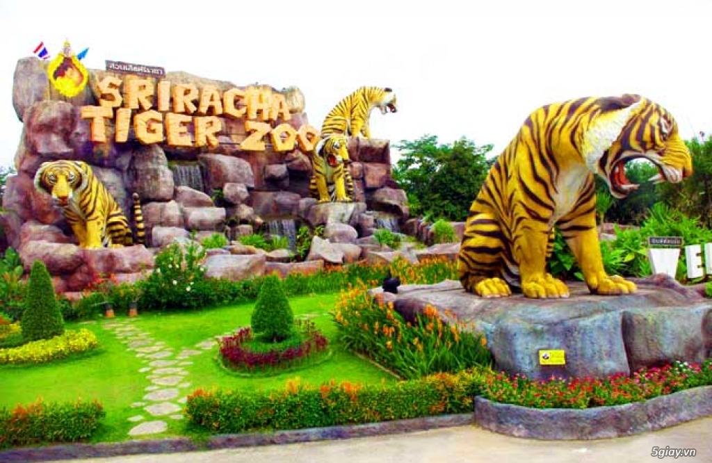 Tour du lịch Thái Lan 5 ngày 4 đêm - 8