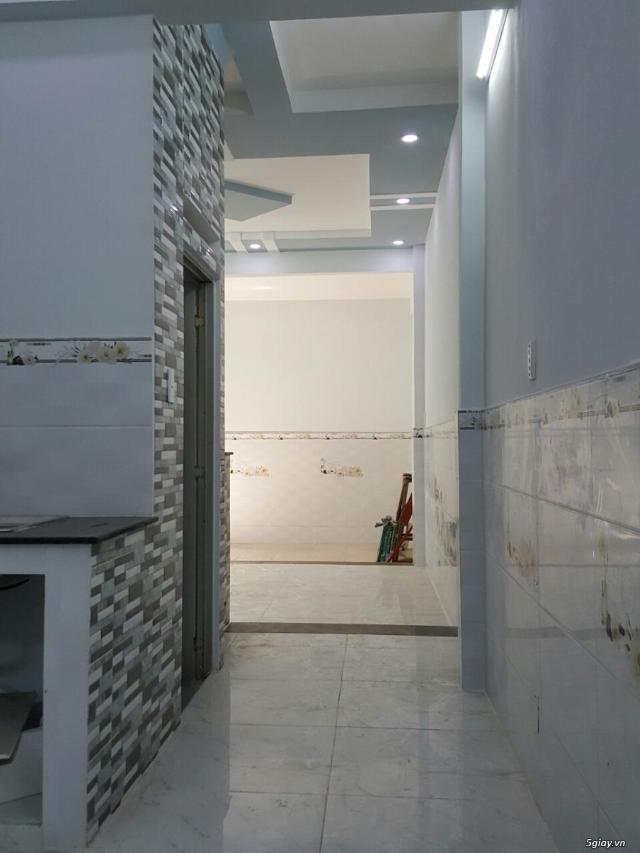 Bán nhà đúc 1 lầu 3,5×11m hẻm xe hơi Nguyễn Kiệm,P3,Gò Vấp