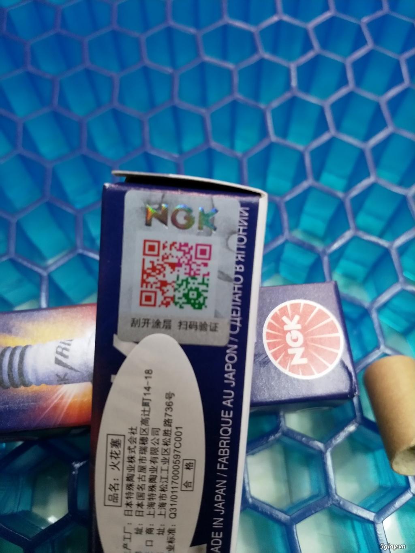 Bugi NGK IRIDIUM CPR6EAIX-9S (Future 125 Fi, Wave 125i, Future Neo) - 3