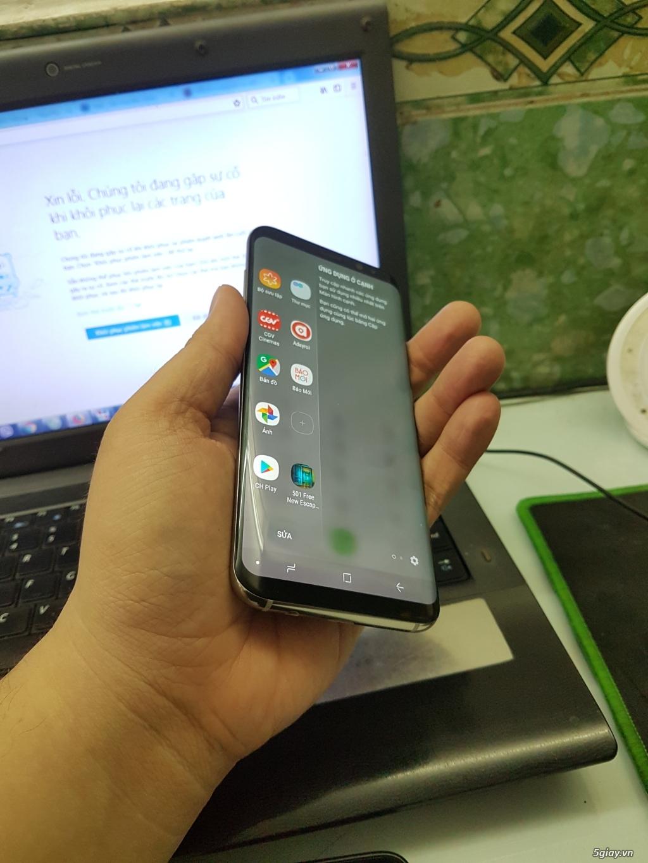 Cần ra đi em Samsung S8 plus bản VN 2 sim như mới. - 2