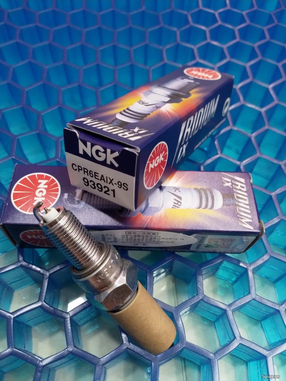 Bugi NGK IRIDIUM CPR6EAIX-9S (Future 125 Fi, Wave 125i, Future Neo) - 2