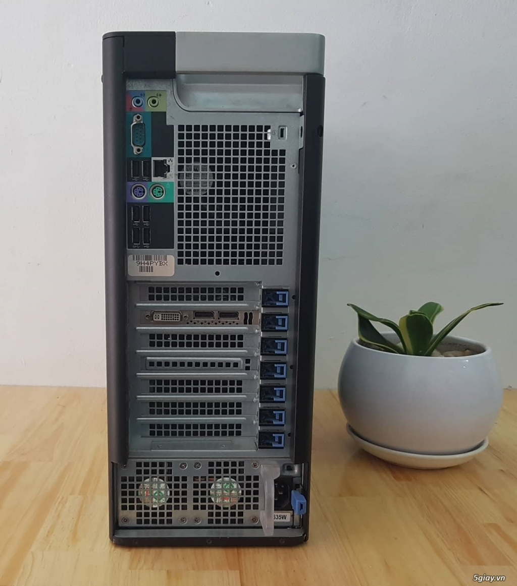 Máy trạm Dell Precision T3600 - 3