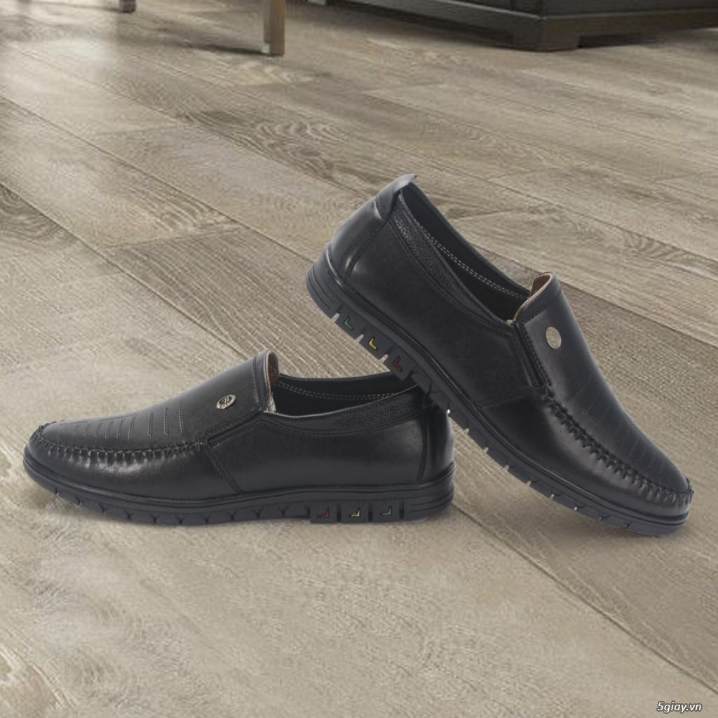 Chuyên Sỉ Giày Lười Da Nam tại TP.HCM - 5