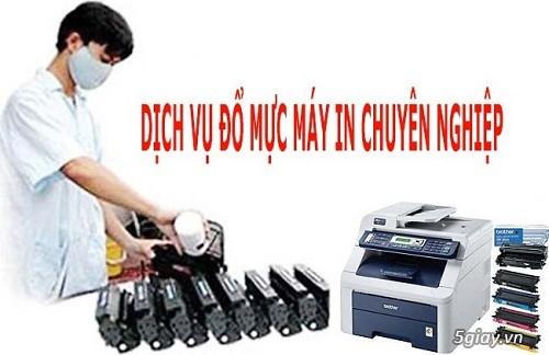 Dịch vụ sửa chữa máy tính Đổ mực máy in tại Hải Phòng