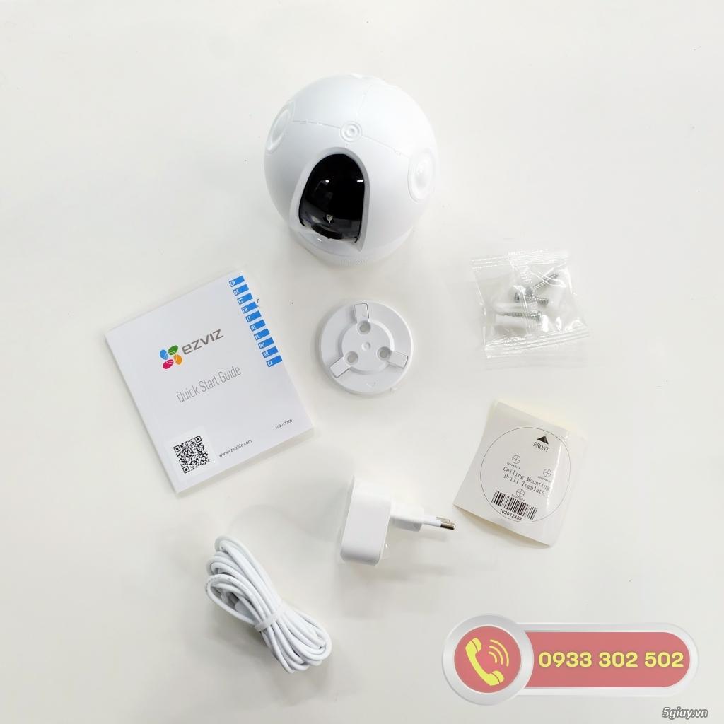 Camera Wifi, xoay 360 độ Ezviz chính hãng Full HD, dễ cài đặt, giá Sỉ - 3
