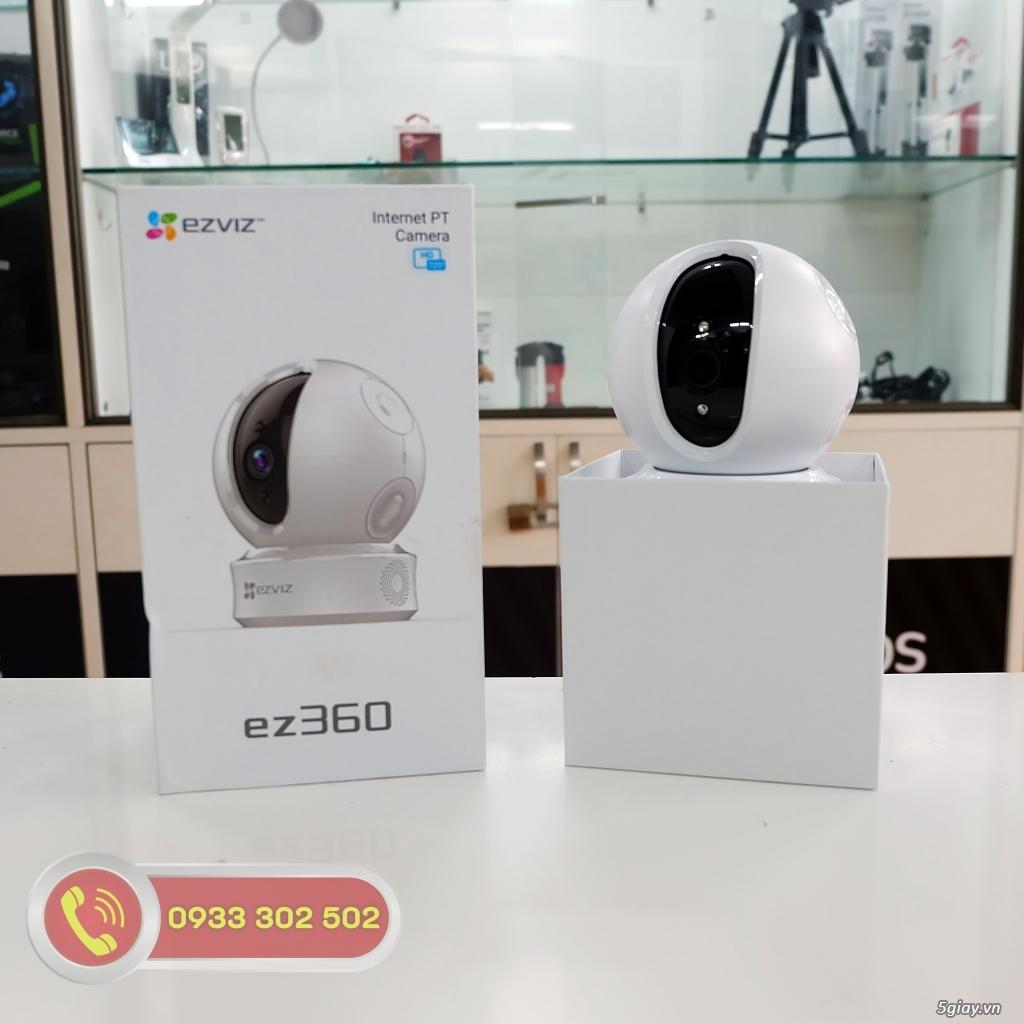 Camera Wifi, xoay 360 độ Ezviz chính hãng Full HD, dễ cài đặt, giá Sỉ - 2