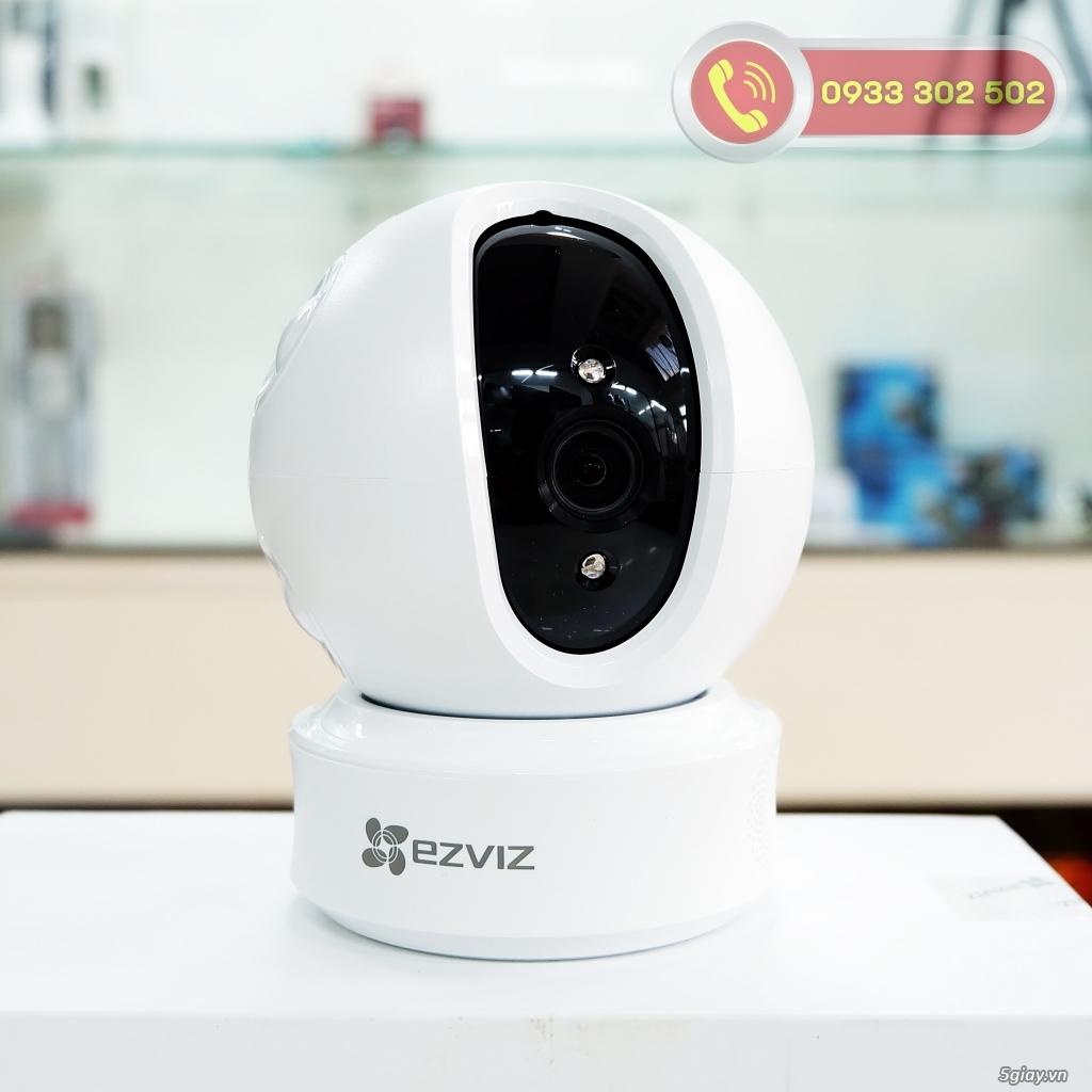 Camera Wifi, xoay 360 độ Ezviz chính hãng Full HD, dễ cài đặt, giá Sỉ