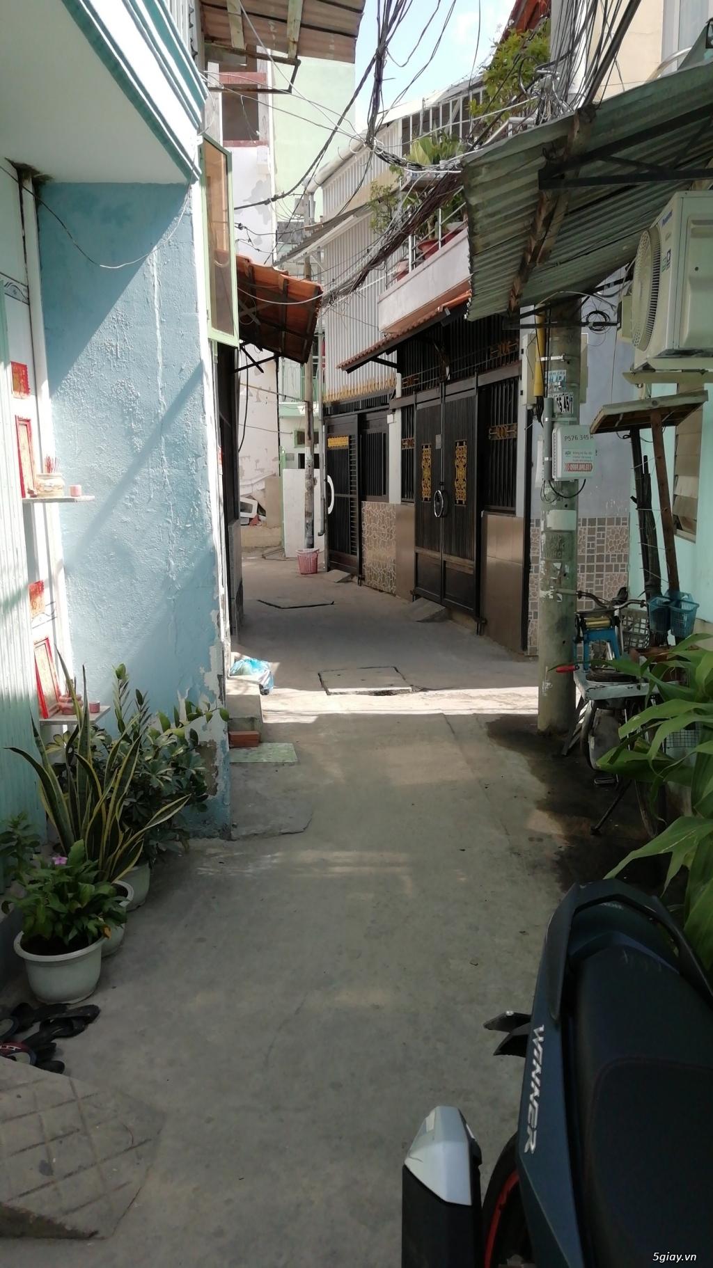 Bán nhà hẻm 861 Trần Xuân Soạn SHR chính chủ - 3