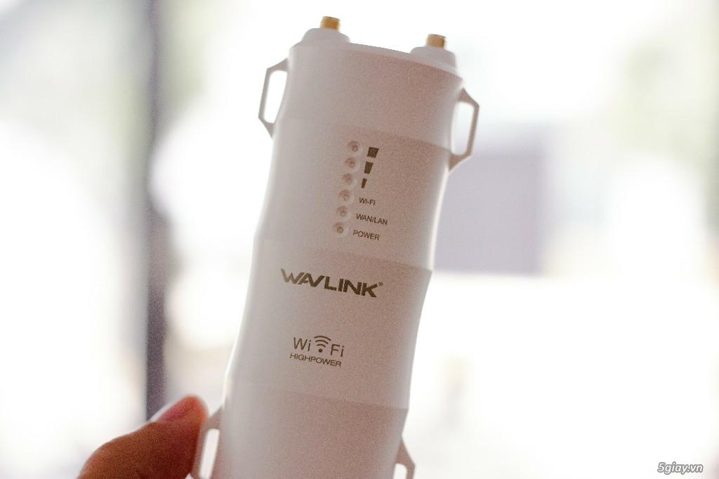 Cần bán: Bộ thu phát wifi WAVLINK AC600 - 3