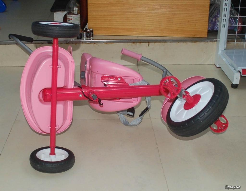 Xe 3 bánh - Ghế nôi đa năng Combi - Aprica - Baby Trend - 3