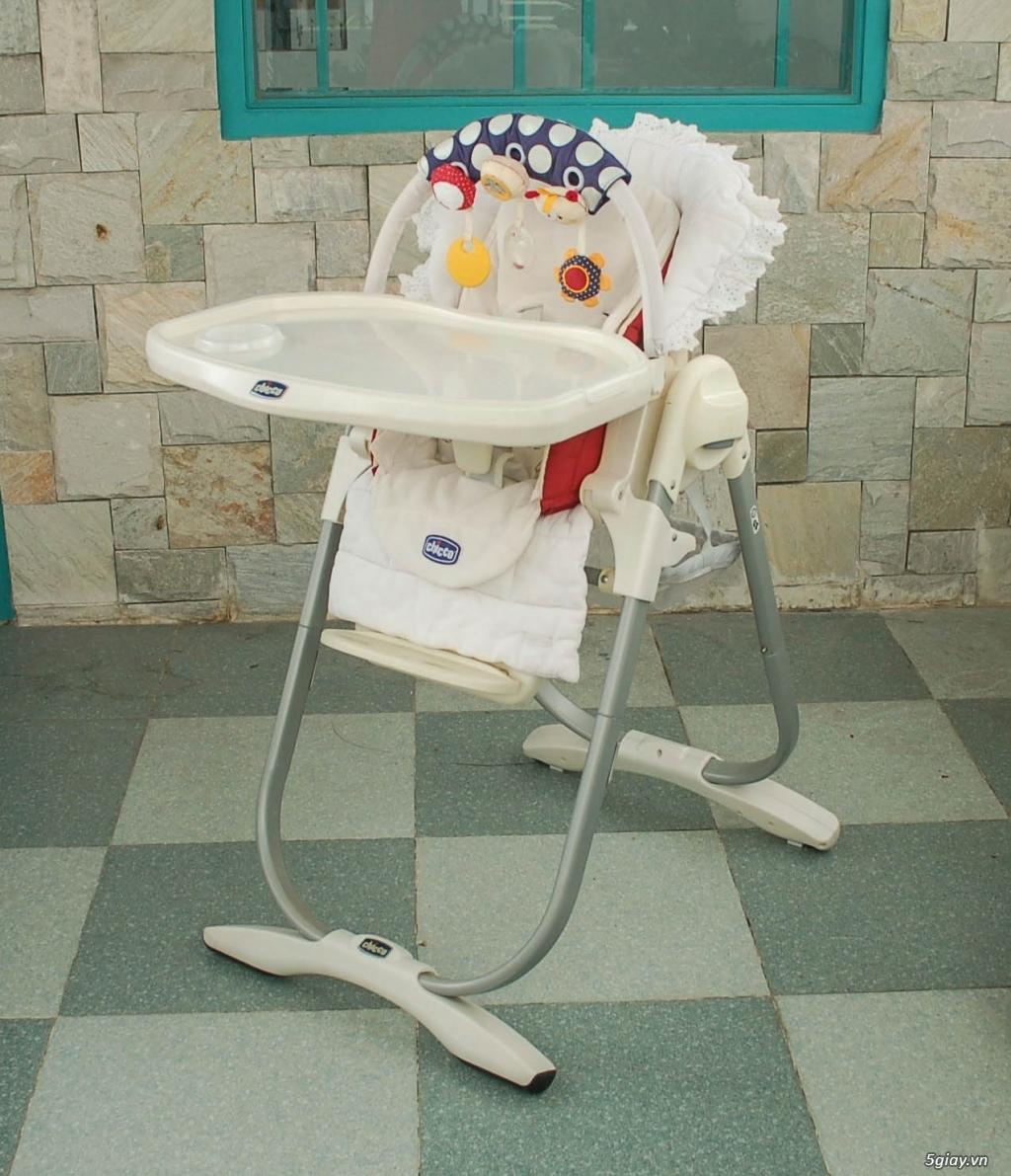Xe 3 bánh - Ghế nôi đa năng Combi - Aprica - Baby Trend - 28