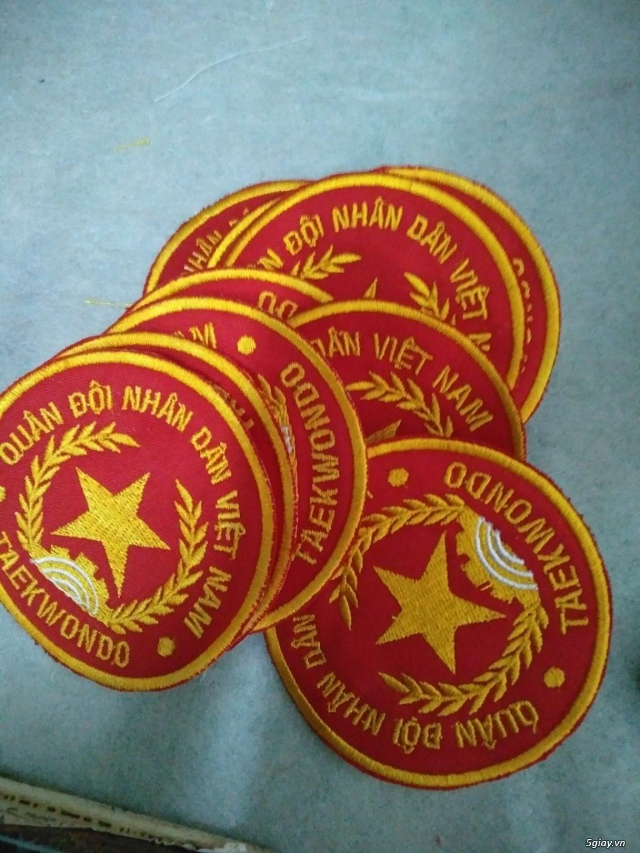 Thêu vi tính Gò Vấp, Bình Thạnh, Phú Nhuận giá rẻ - 2
