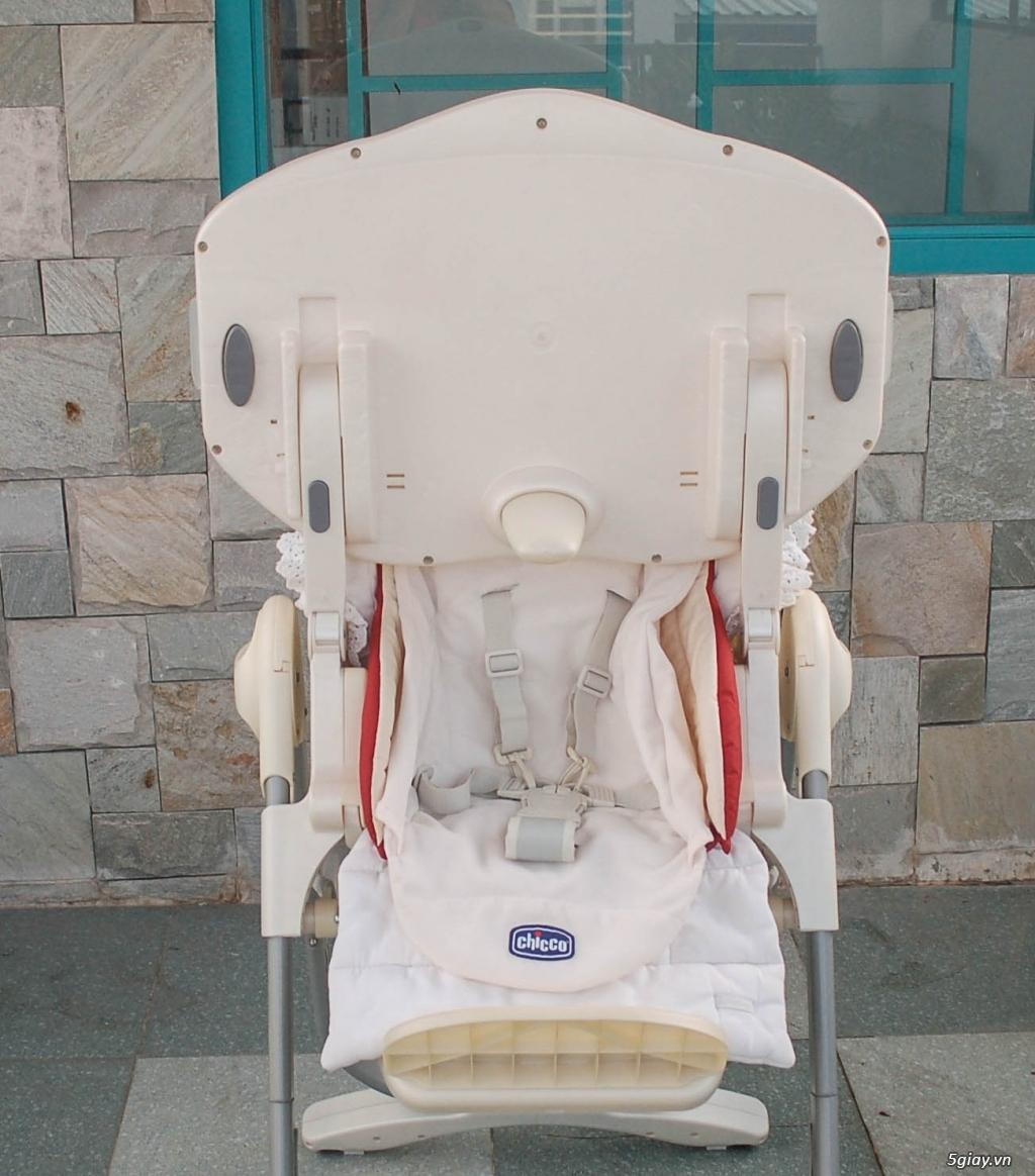Xe 3 bánh - Ghế nôi đa năng Combi - Aprica - Baby Trend - 37
