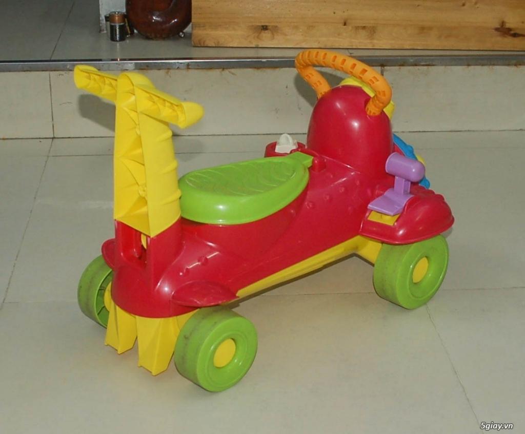 Xe 3 bánh - Ghế nôi đa năng Combi - Aprica - Baby Trend - 5