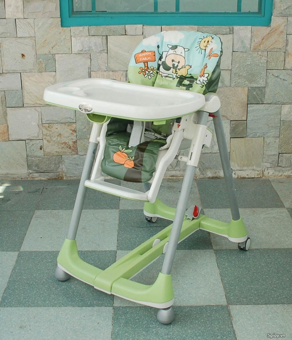 Xe 3 bánh - Ghế nôi đa năng Combi - Aprica - Baby Trend - 40