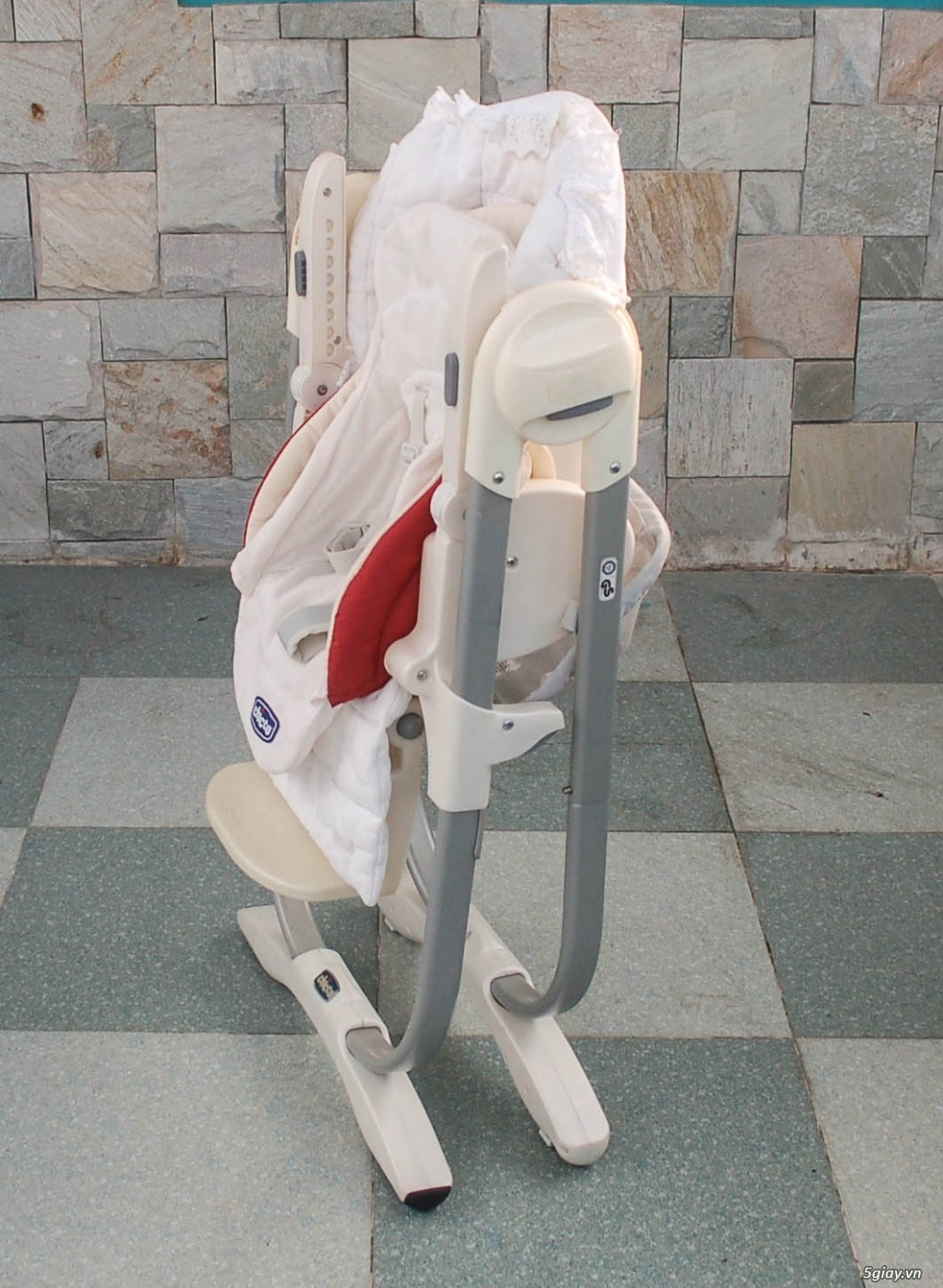 Xe 3 bánh - Ghế nôi đa năng Combi - Aprica - Baby Trend - 38