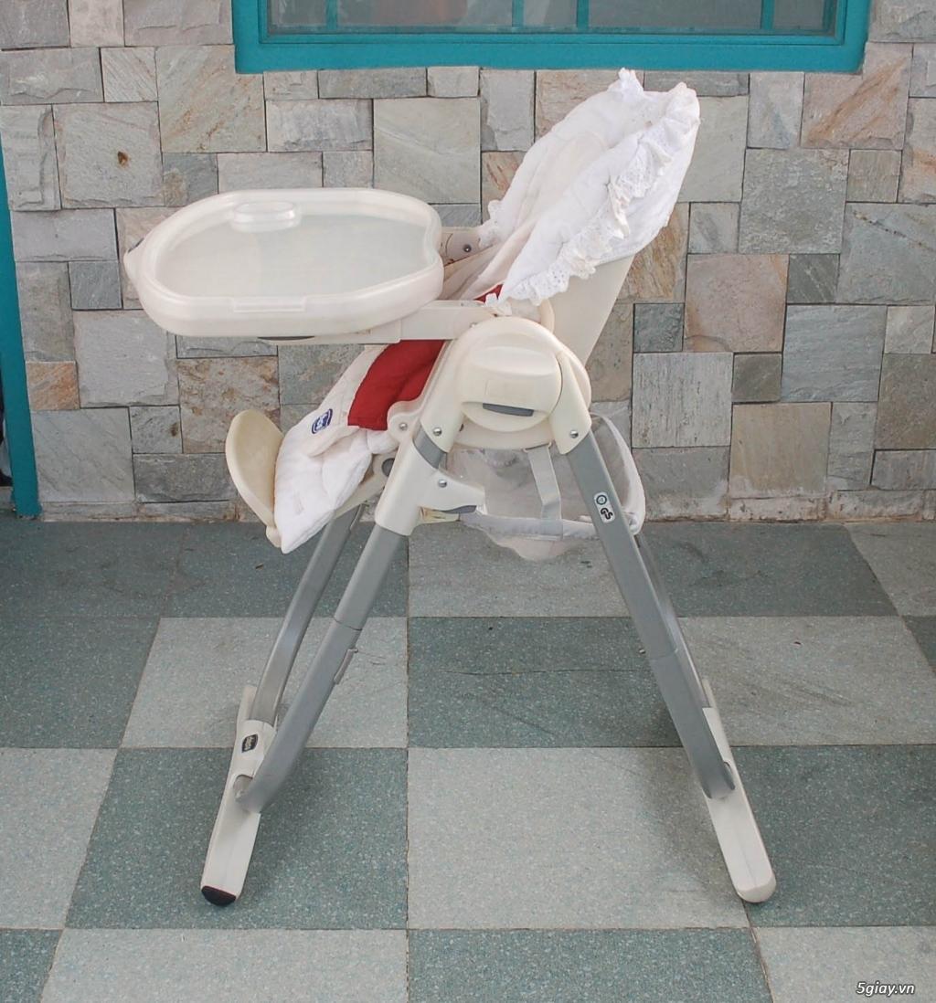 Xe 3 bánh - Ghế nôi đa năng Combi - Aprica - Baby Trend - 33