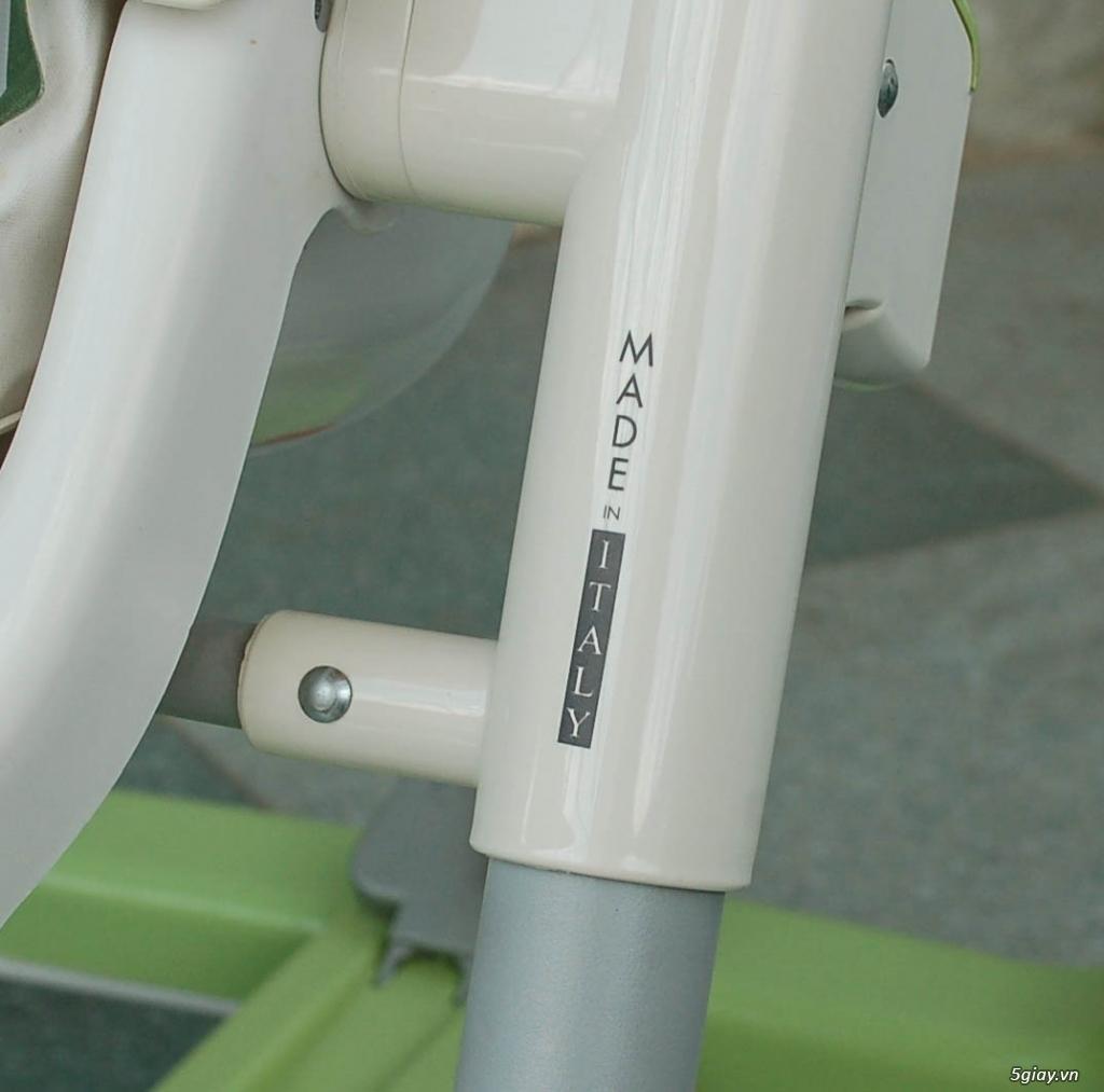 Xe 3 bánh - Ghế nôi đa năng Combi - Aprica - Baby Trend - 43