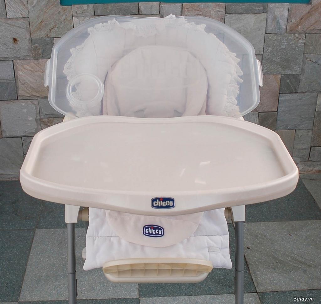 Xe 3 bánh - Ghế nôi đa năng Combi - Aprica - Baby Trend - 39