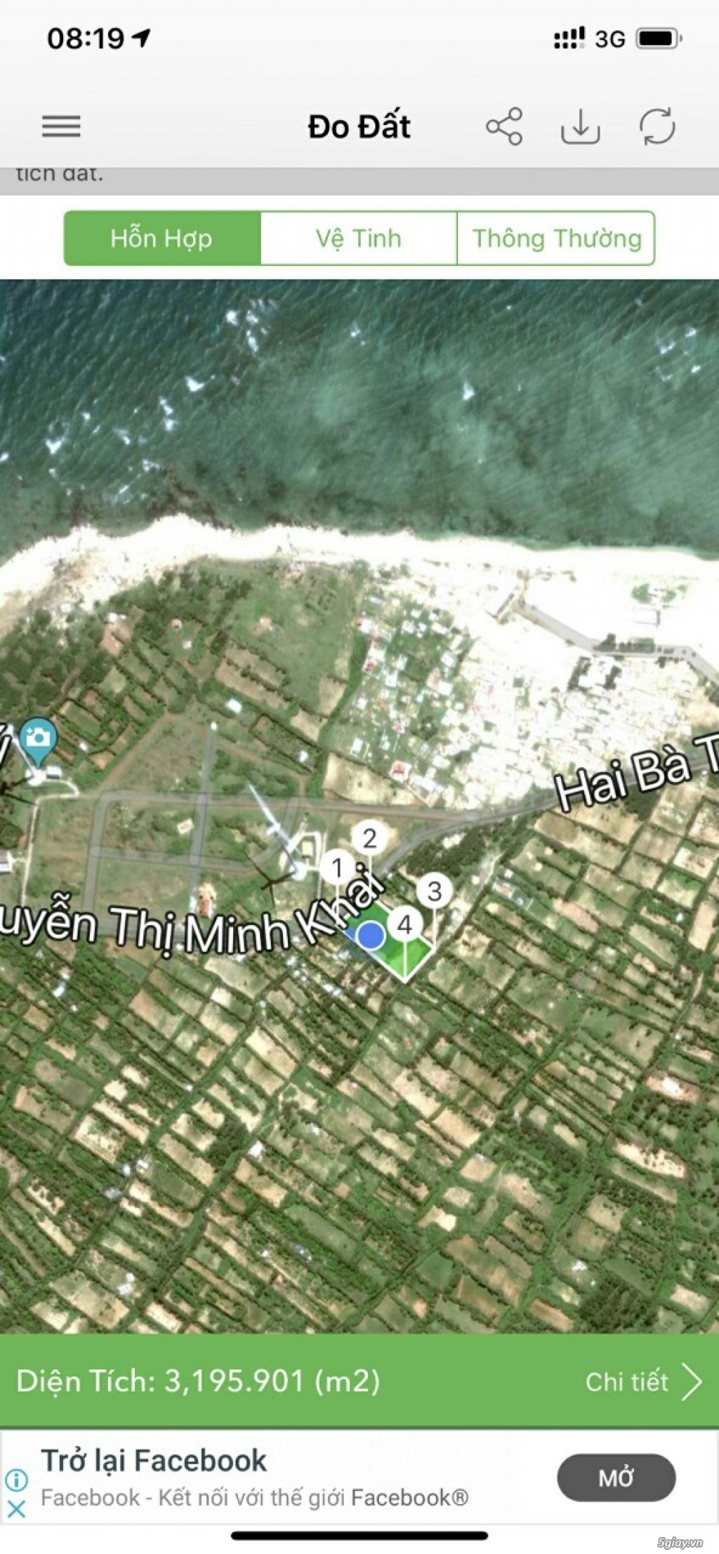 bán đất tại đảo phú quý, chính chủ bán đất mặt đường ngay Phong Điện